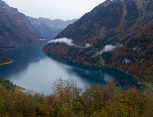 Klontalersee Lake