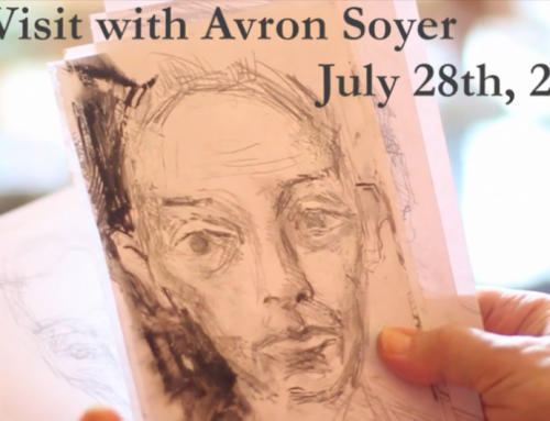 Slice of Life: Avron Soyer